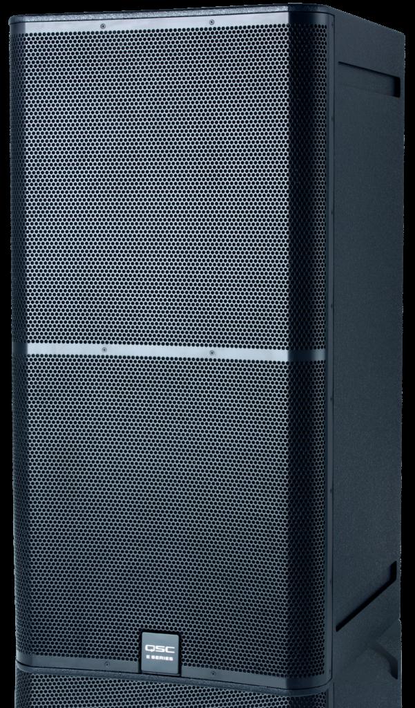 QSC E218SW loudspeaker from the QSC E Series family