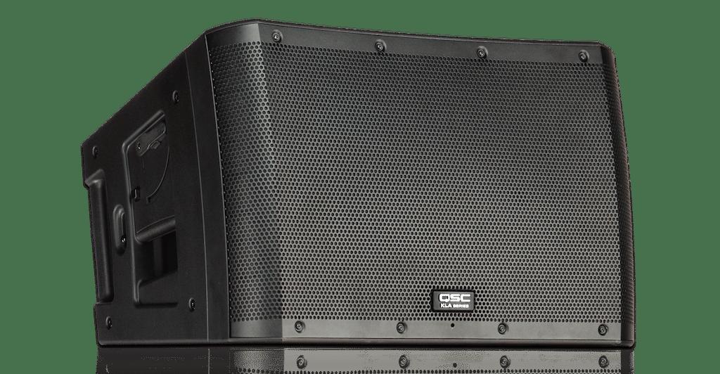 QSC KLA12 loudspeaker, part of QSC KLA Series