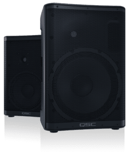 QSC CP Series family of speakers
