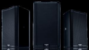 QSC K.2 Series family of speakers