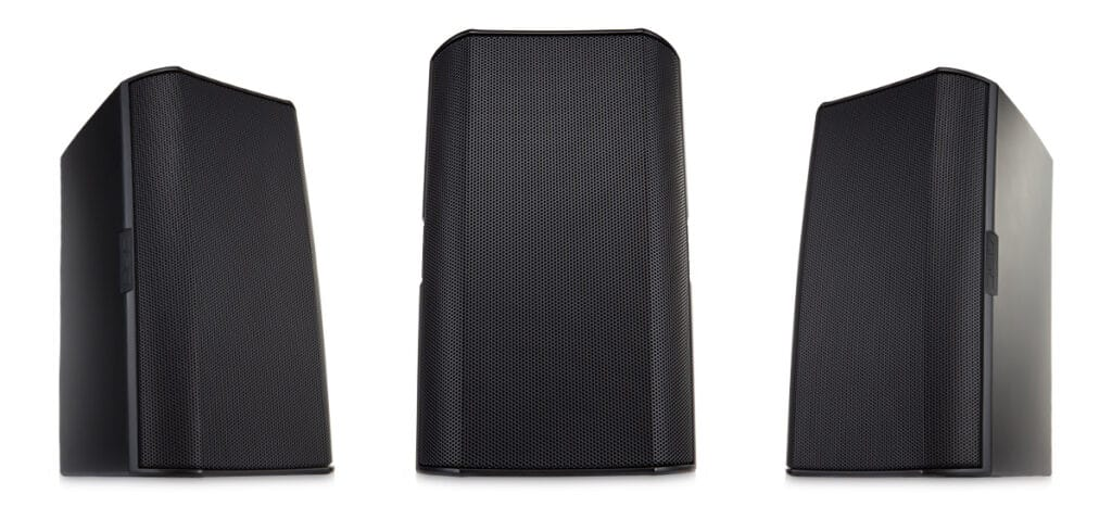 QSC AcousticDesign AD-S5T family