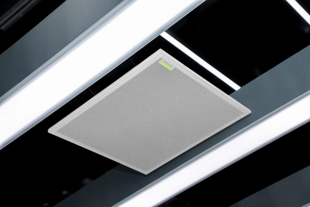 shure mxa910 ceiling array mic