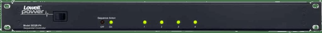 Lowell SEQR-P4 rackmount sequencer