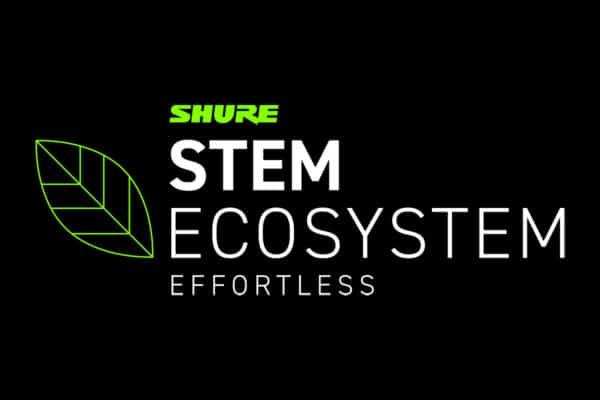 Shure Stem Ecosystem logo